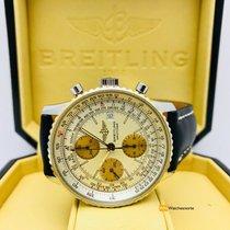 Breitling Navitimer Steel & Gold 41