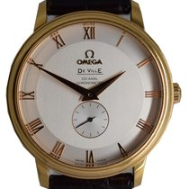 74ee11e9832 Omega De Ville Ouro amarelo - Todos os preços de relógios Omega De ...