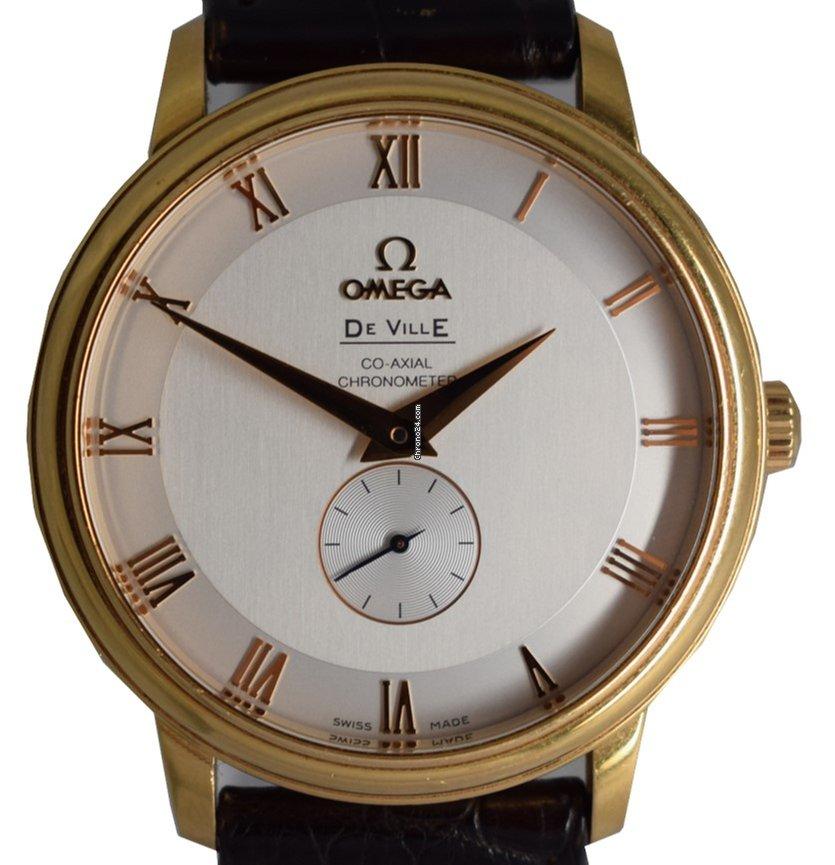 3259e0535c6 Comprar relógios Omega Ouro amarelo