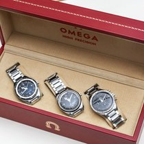 Omega - Trilogy Set Limited Edition 557 (60th Anniversary 19