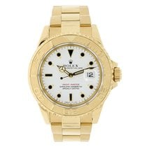 Rolex 16628 Yellow gold Yacht-Master 40 40mm pre-owned United States of America, New York, New York