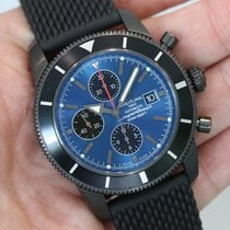 Breitling Superocean Héritage Chronograph 46mm Blue United States of America, California, Beverly Hills