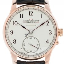 Moritz Grossmann Rose gold 41mm Manual winding MG-000460 pre-owned