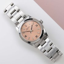 Rolex Oyster Perpetual 31 Acero 31mm Rosa