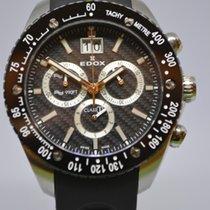 Edox Acier 43mm Quartz 211912-10004 nouveau Belgique, Gent