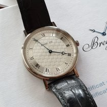 Breguet Manual winding 2011 pre-owned Classique Silver