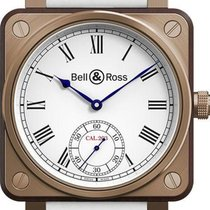 Bell & Ross Titanium 46mm Manual winding BR-01-INSTRUMENT-DE-MARINE-B-V-032 new United States of America, California, Moorpark