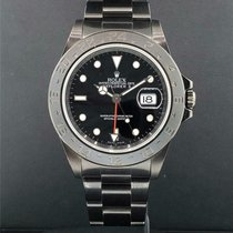 Rolex Explorer II Steel 40mm Black United States of America, New York, New York