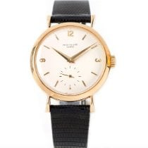 Patek Philippe Yellow gold 37mm Manual winding 2459J pre-owned United States of America, New York, New York