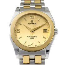 Cyma Steel 34mm Quartz CY2000.10054 pre-owned United States of America, Texas, Houston