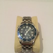 Omega 2561.80 Staal 1998 Seamaster Diver 300 M 36mm tweedehands