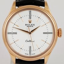 Rolex Cellini Time Roodgoud