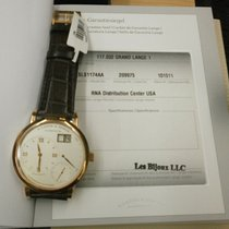 A. Lange & Söhne 41mm Automatic 117.032 new