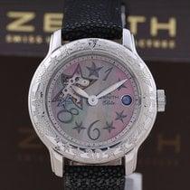 Zenith Baby Star Acero 32mm Madreperla Árabes