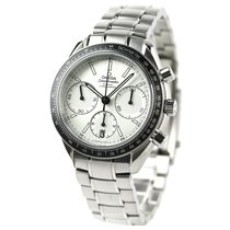 Omega Aluminum Automatic Silver 46mm new Speedmaster Racing