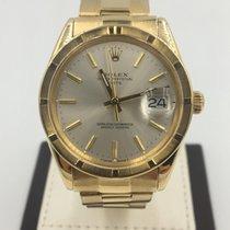 Rolex Oyster Perpetual Date 1501 Sehr gut Gelbgold 34mm Automatik Österreich, Wien