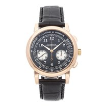 A. Lange & Söhne Rose gold 39.5mm Manual winding 401.031 pre-owned