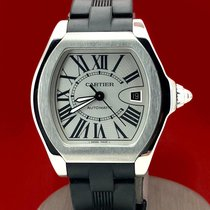 Cartier Roadster 3312 Very good Steel 40mm Automatic