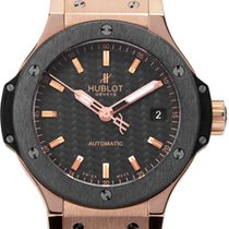 Hublot Big Bang 38 mm Roséguld 38mm