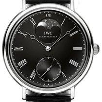 IWC IW544801 Steel Portofino Hand-Wound 46mm pre-owned
