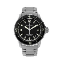 Blancpain Steel 45mm Automatic 5015-1130-71 pre-owned