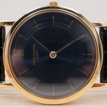 Patek Philippe Yellow gold 33mm Manual winding 3520 pre-owned