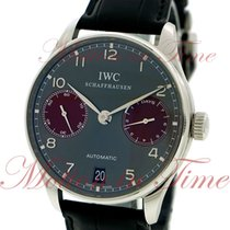 """IWC Portuguese Automatic 7-Day Power Reserve """"Tribeca Film..."""