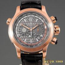 Jaeger-LeCoultre Master Compressor Extreme World Chronograph Oro rosado 46 mmmm Gris