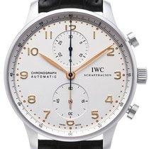 IWC IW371445 Steel Portuguese Chronograph new United States of America, New York, Brooklyn