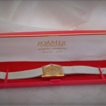 Roamer Gold/Steel 27mm Automatic 485-2219.015 pre-owned Finland, Imatra
