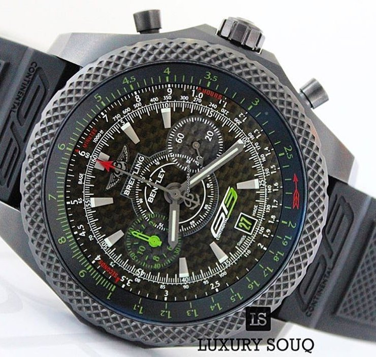 Breitling For Bentley GT3 Chronograph For Price On Request
