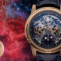 Louis Moinet Memoris Red Eclipse Limited 12 pieces NEU-NEW
