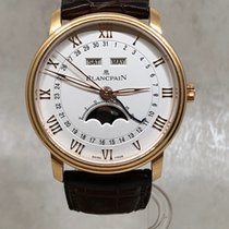 Blancpain Villeret Moon Phase and Complete Calendar