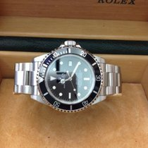 Rolex Sea-Dweller  Model 16600 No Hole Case 2014 B&P