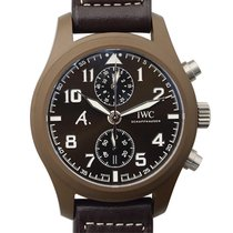 IWC Pilots Ceramics Brown Automatic IW388004