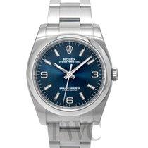 ロレックス (Rolex) Oyster Perpetual Blue/Steel Ø36 mm - 116000