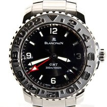 Blancpain Fifty Fathoms GMT Timezone