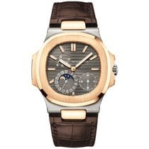 Patek Philippe Nautilus 5712GR White and Rose Gold SEALED