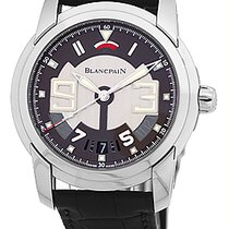 "Blancpain ""L-Evolution Automatique"" 8 Day Strapwatch."