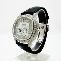 伯爵 (Piaget) G0A32018 Black Tie Emperador White Gold & Diamond...