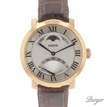 Pierre Kunz Or rose 41mm Remontage automatique PKA 007 SRL occasion