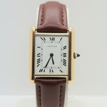 Cartier Tank Vintage Yellow Gold (With Folding Clasp)