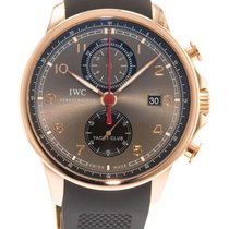 IWC Portuguese Yacht Club Chronograph IW3902-09 Watch with...
