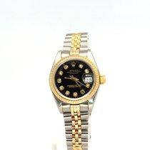 Rolex 69173 Lady-Datejust 26mm 18k/SS