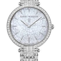 Harry Winston Premier White gold 39mm Mother of pearl