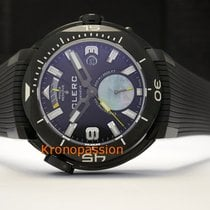 Clerc Hydroscaph GMT Steel 43.8mm Black No numerals United States of America, Florida, Boca Raton