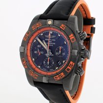 Breitling Chronomat 44 B01 Raven Blacksteel, Mint