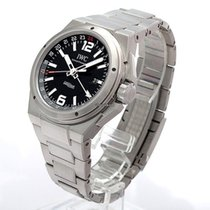 IWC IW324402 Steel Ingenieur Dual Time 43mm new