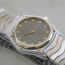 Ebel 179901 Gold/Steel 1990 Classic 26mm pre-owned