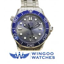 Omega Seamaster Diver 300m Co-Axial Master Chronometer 42mm...